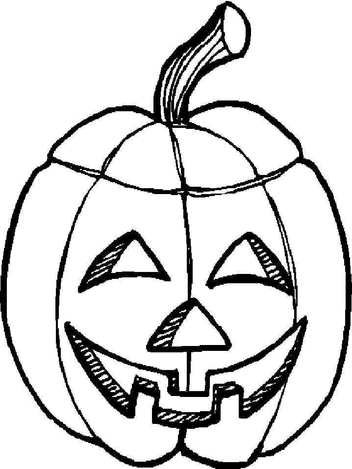 Halloween Art JackOLantern