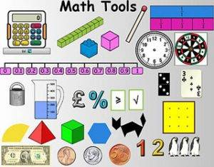 math tools notebook