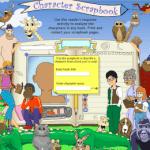 Character Scrapbook