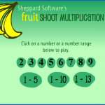 math facts shoot
