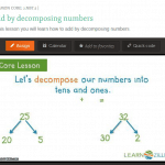 Decompose Numbers Videos