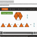 Decomposing Fractions Video Lessons