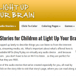 Free Audio Stories for Children