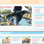 Online Children Books, Animated Stories and Poetry Player