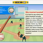 Online Sports Books (Informational Text): Grades 2-5
