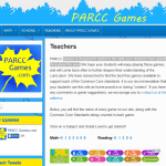 Common Core ELA Online Games