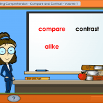Animated Reading Comprehension Lesson and Activity – Kindergarten