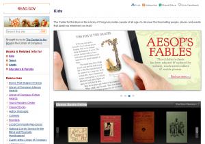 kids online books