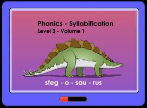 syllabification
