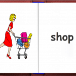 Verb e-Flash Cards – English and Spanish