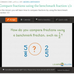 Teaching 4.NF.A.2 – Compare Two Fractions with Different Numerators and Different Denominators