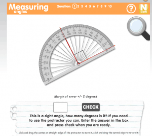 measuring-angles
