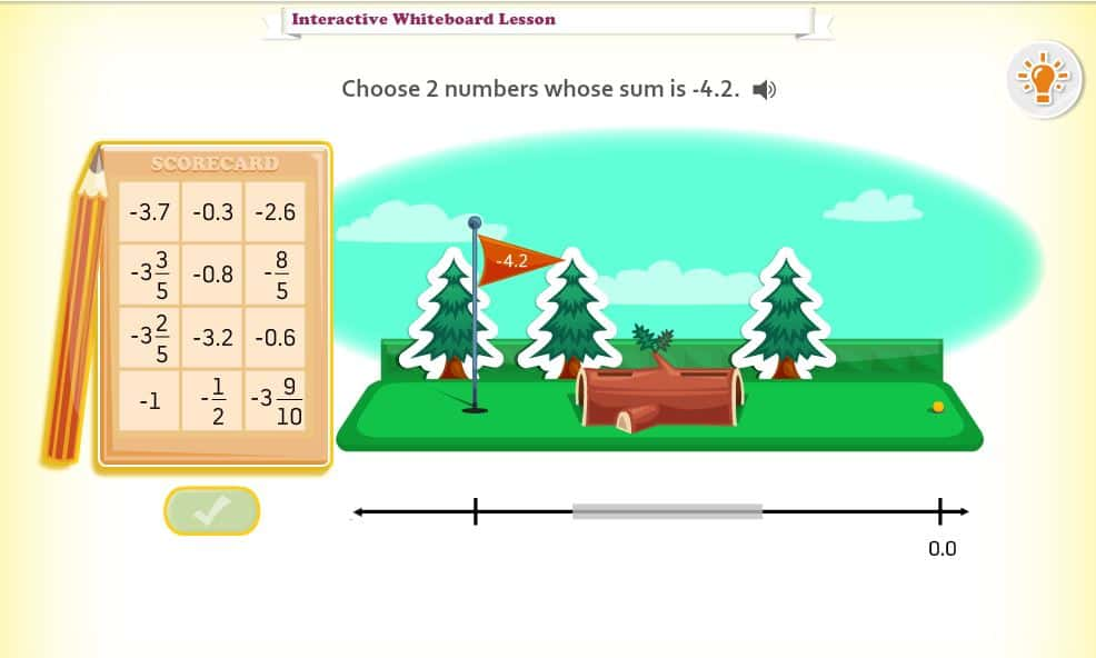 Interactive Adding & Subtracting Rational Numbers (7th) – The ...