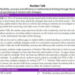 number-talk