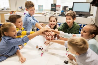 Team Building Activites for Elementary Students