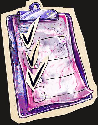 checklist-decal