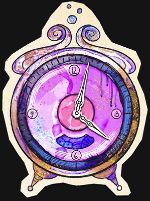 clock-decal